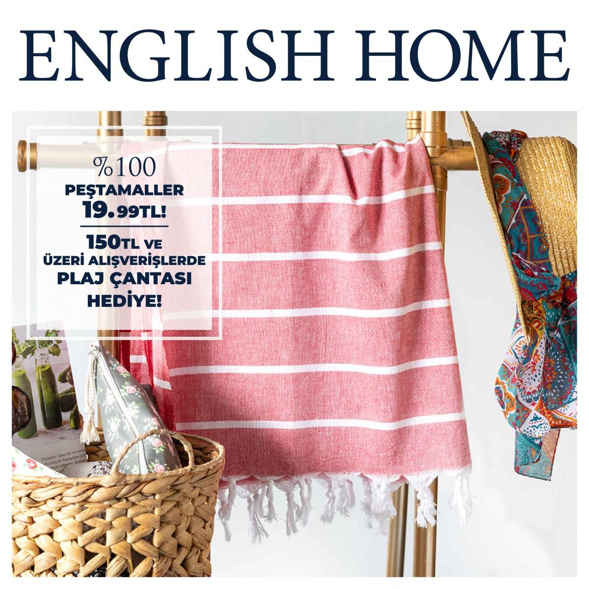 Denize gitmeden English Home'a uğramayı unutmayın!