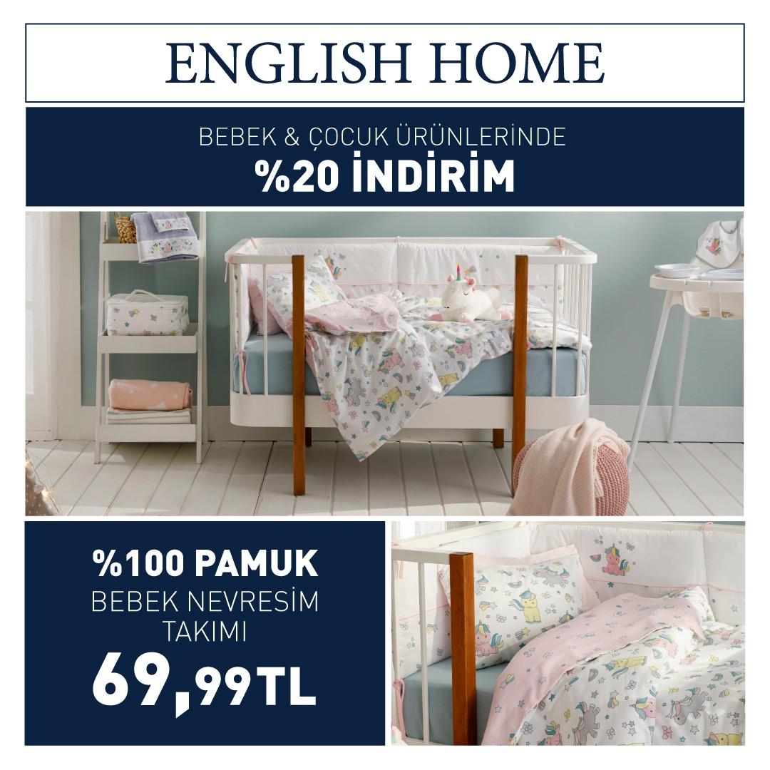 English Home birbirinden uygun kampanyalarıyla Beylikdüzü Migros AVM'de sizleri bekliyor