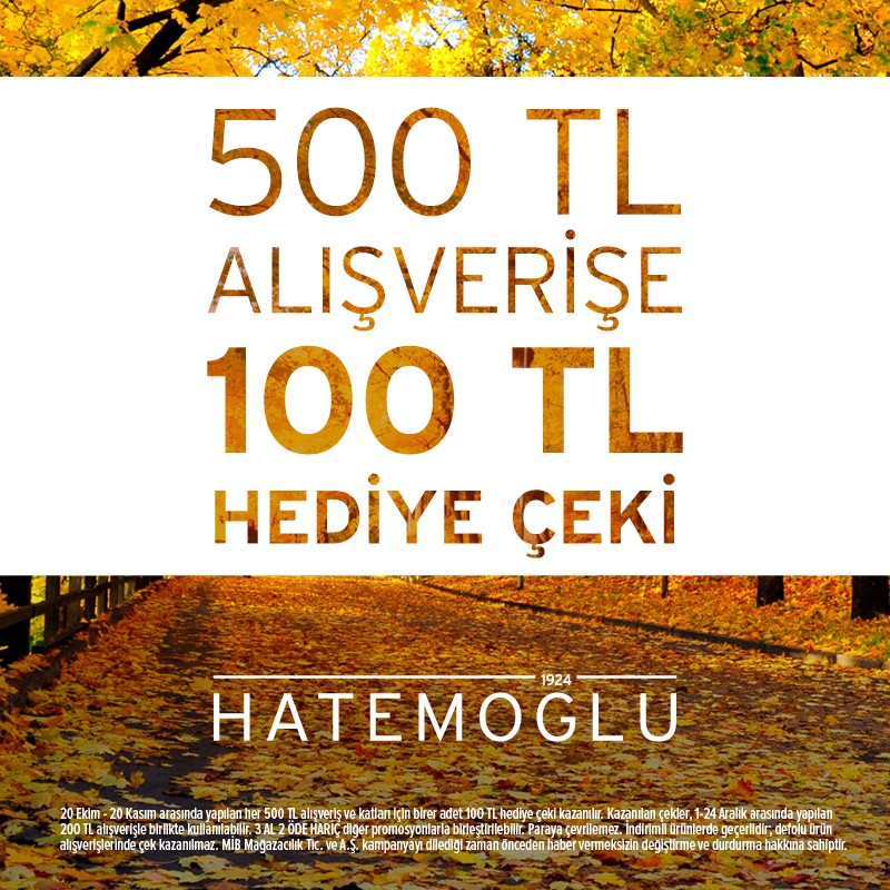 Hatemoğlu Kampanya