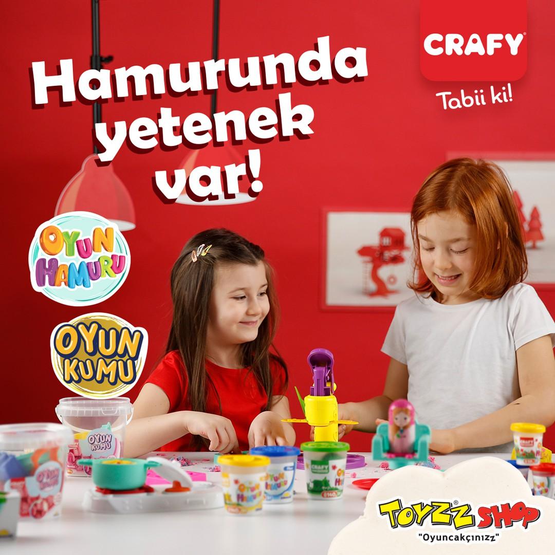 Toyzz Shop Hamurunda Yetenek Var