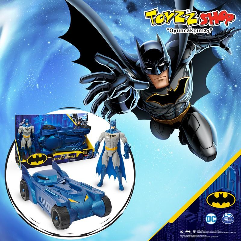 Toyzz Shop ile Batman'i Aracına Bindir ve Yola Çık!