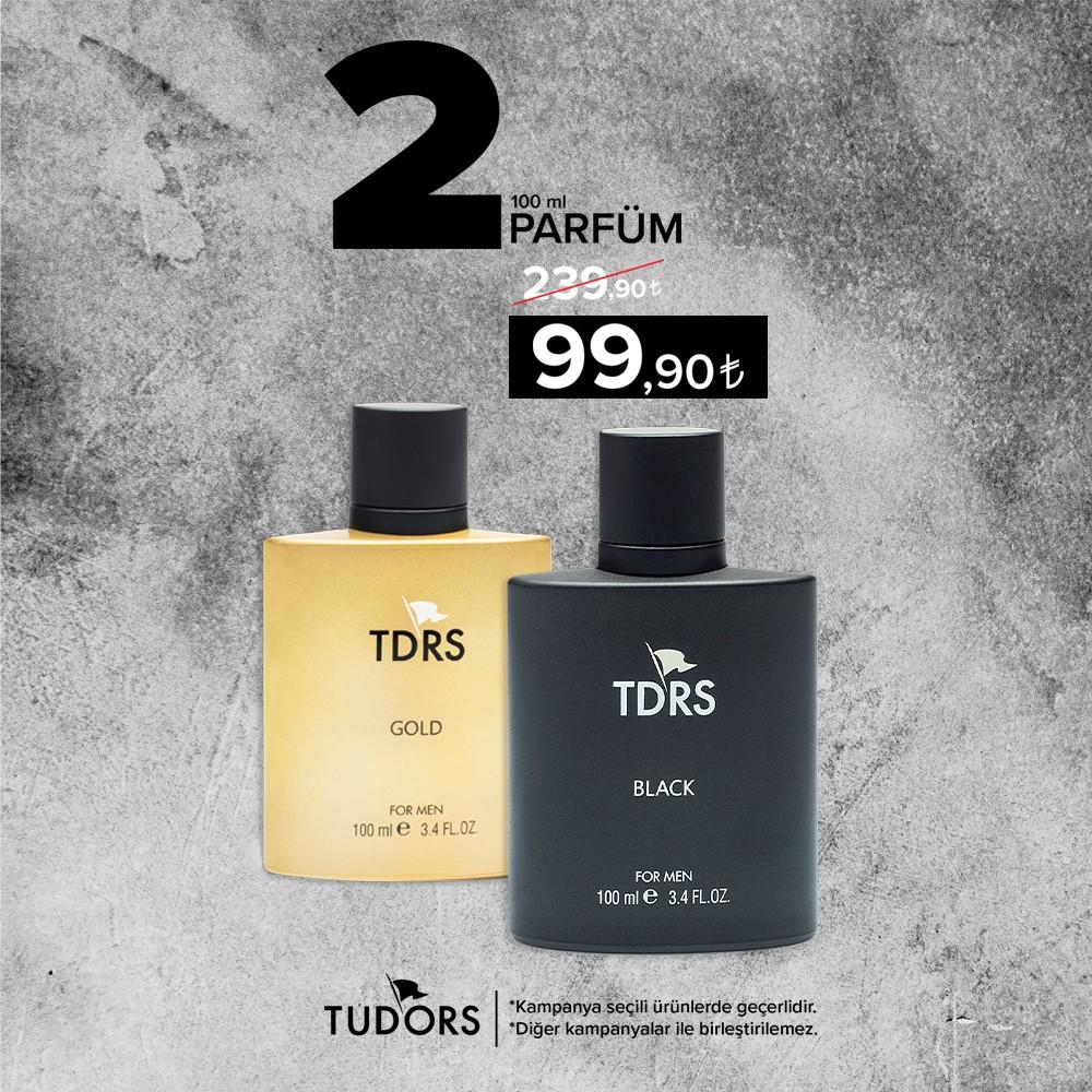 Tudors 100ml 2 Parfüm 99,90₺