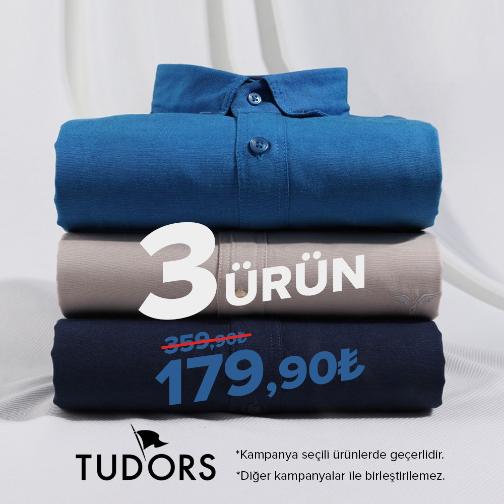 Tudors 3 Ürün 179,90₺