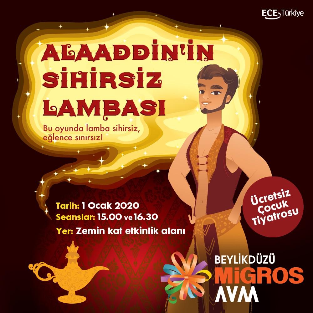Alaaddin'in Sihirsiz Lambası
