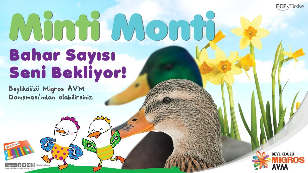 Minti Monti _ İlkbahar